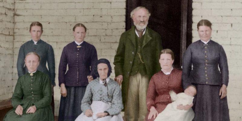 سمحت كنيسة المورمون بتعدد الزوجات حتى أوائل القرن العشرين.