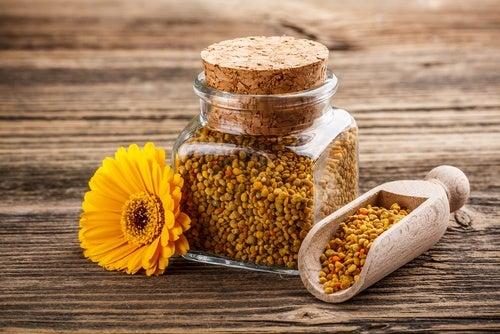 فوائد لقاح النحل