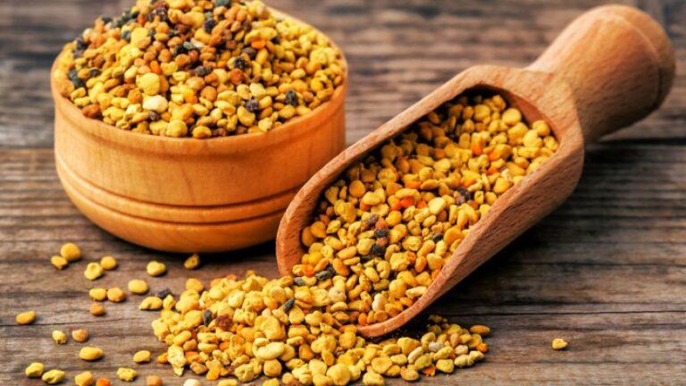 حبوب لقاح النحل : كنز غذائي لا يصدق و طعام سوبر فوود
