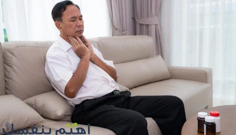 التهاب الحلق الحاد