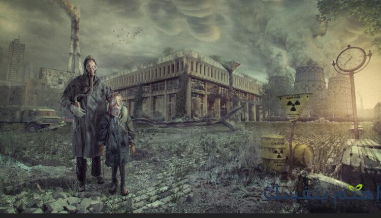 كارثة محطة تشيرنوبيل للطاقة النووية
