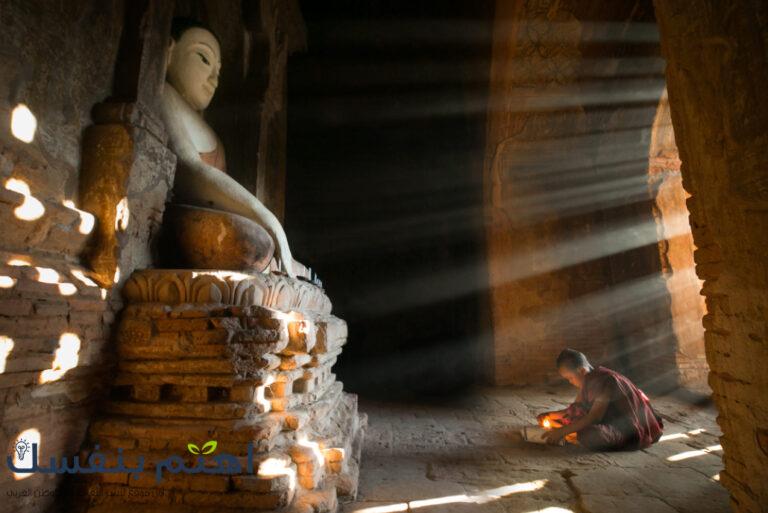 الديانة البوذية : أسرارها وبداياتها ومعتقداتها