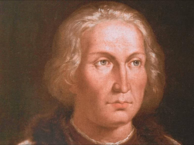المكتشف كريستوفر كولومبوس : الملاح الشهير ومكتشف أمريكا