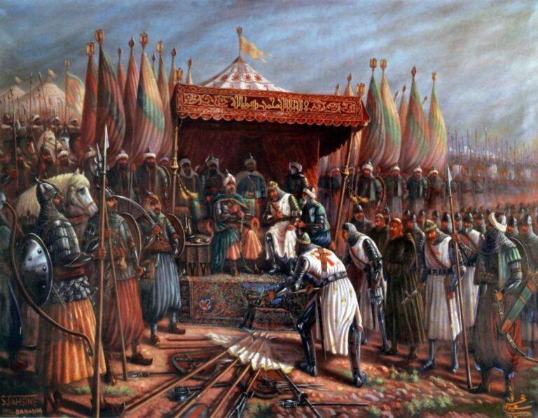 الناصر صلاح الدين الايوبي : بطل الإسلام وكابوس الصليبيين المزعج