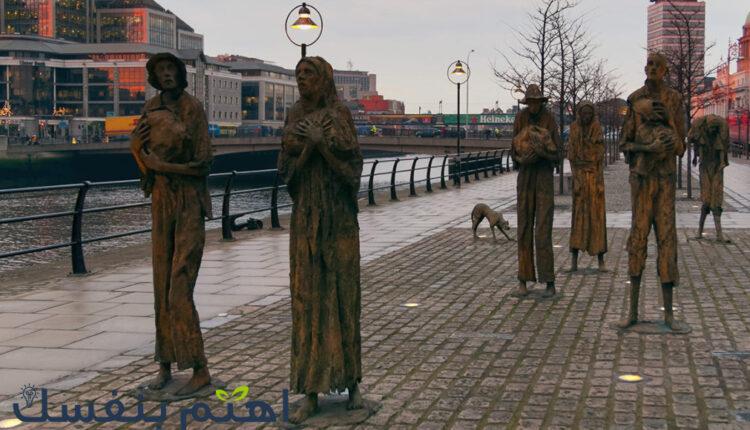 مجاعة البطاطس في ايرلندا