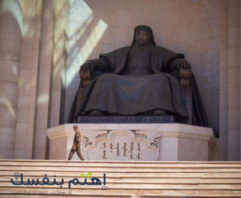 الزعيم تيموجين وأطماع غزو المغول للعالم