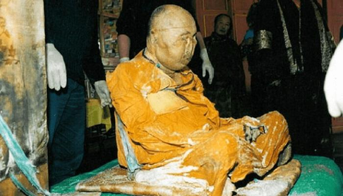 مومياء Honmyōkai Shōnin