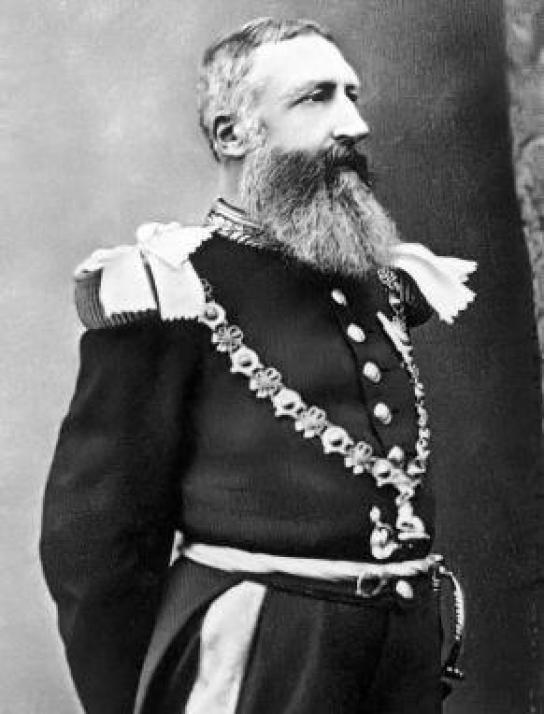 ملك بلجيكا ليوبولد الثاني