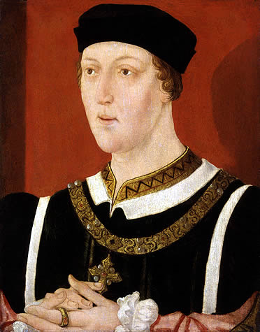 هنري الخامس ملك إنجلترا