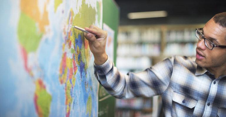 ماهو علم الجغرافيا : كيف تطور علم الجغرافيا عبر العصور