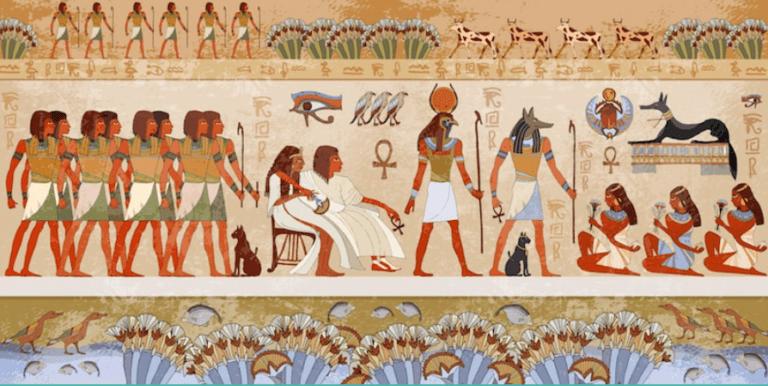 الآلهة المصرية القديمة : أهم 7 آلهة عند الفراعنة