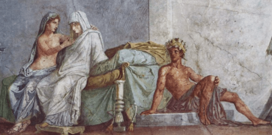 تعدد الزوجات في الحضارة الرومانية