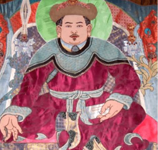 الامبراطورية المغولية في أوج قوتها عهد جنكيز خان