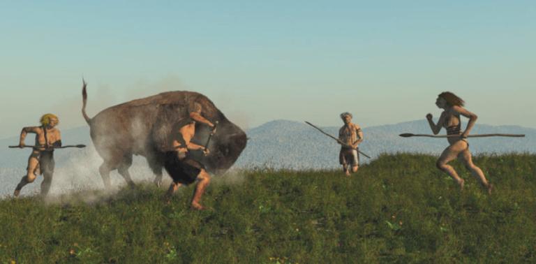 كيف عاش أجدادنا في العصر الحجري : حقائق مثيرة للفضول