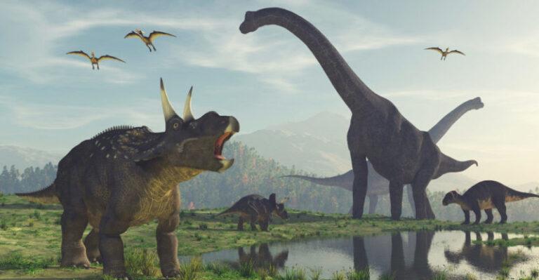 ما هو العصر الجوراسي : عصر الديناصورات العملاقة