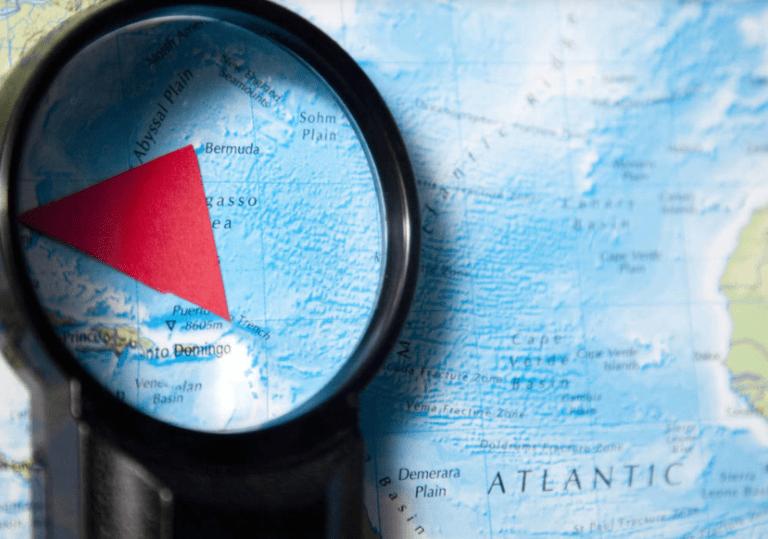 أسرار مثلث برمودا الغامض : السر وراء حوادث الإختفاء