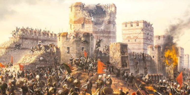 أهم أحداث الحضارة البيزنطية والسقوط على يد العثمانيين