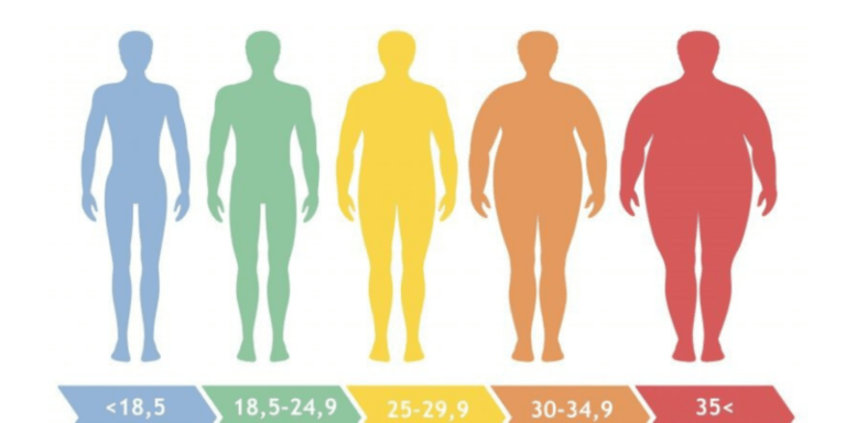 كيفية حساب كتلة الجسم : هل وزنك مثالي أم زائد