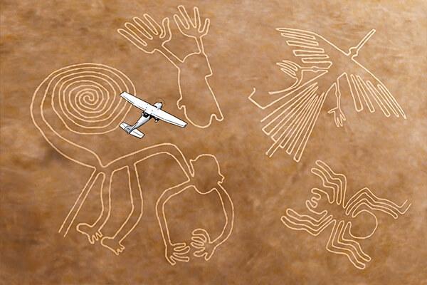 أسرار خطوط نازكا في بيرو : لغز عجز العلماء عن حله