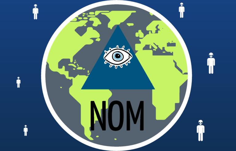مشروع الشعاع الأزرق : مشروع الماسونية السري للسيطرة على العالم