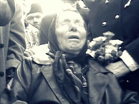 العرافة البلغارية بابا فانغا