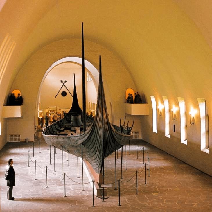 متحف سفن الفايكنج