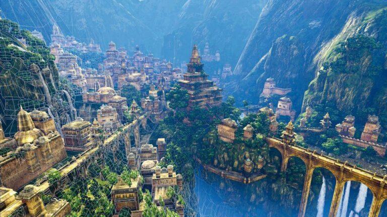 مملكة شامبالا الأسطورية المخبأة بين جبال التبت
